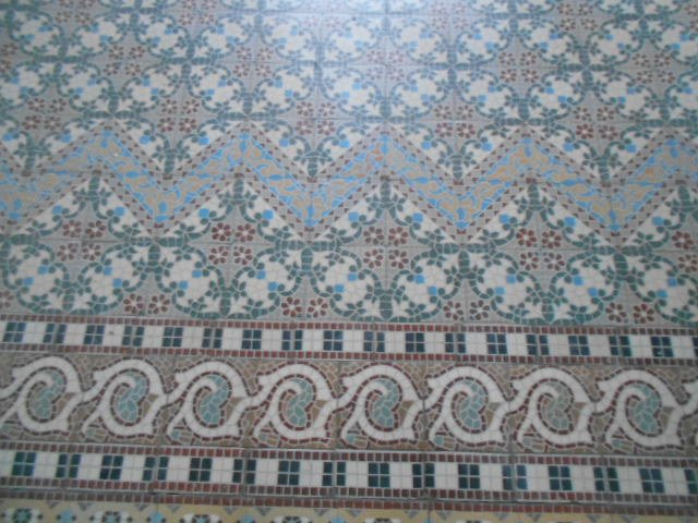 Portugese tegels oud c182