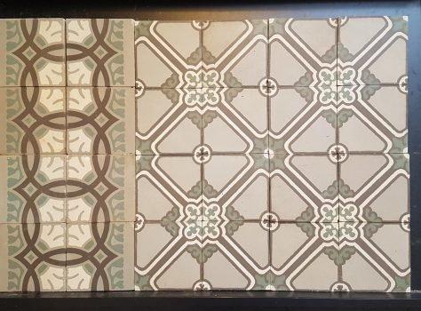 oude tegels FR22