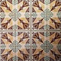 FR22 Antieke Tegels