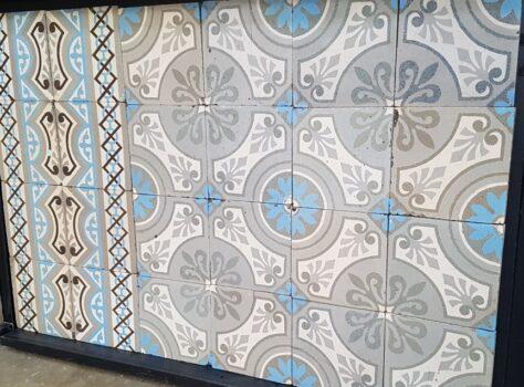 antieke tegels, oude tegels