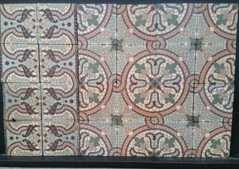 FR24 oude Portugese tegels