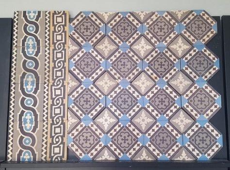 patroontegels R20