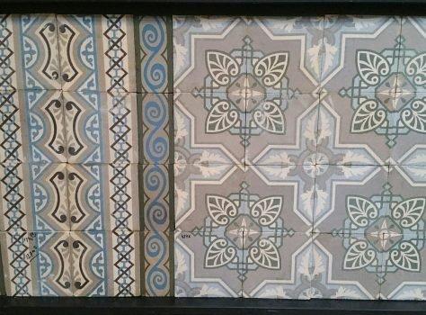 antieke tegels C189