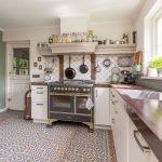 antieke tegels keuken