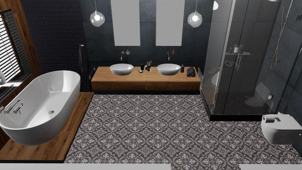 Portugese tegels badkamer ARLES