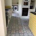 Portugese tegels keuken serie PRINTEMPS
