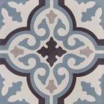 Cementtegels zelf ontwerpen casablanca motief