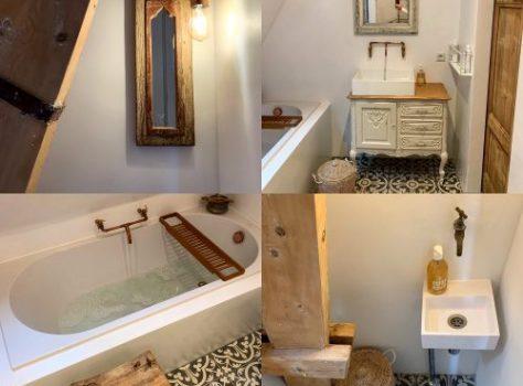 Portugese tegels badkamer flowerz 12