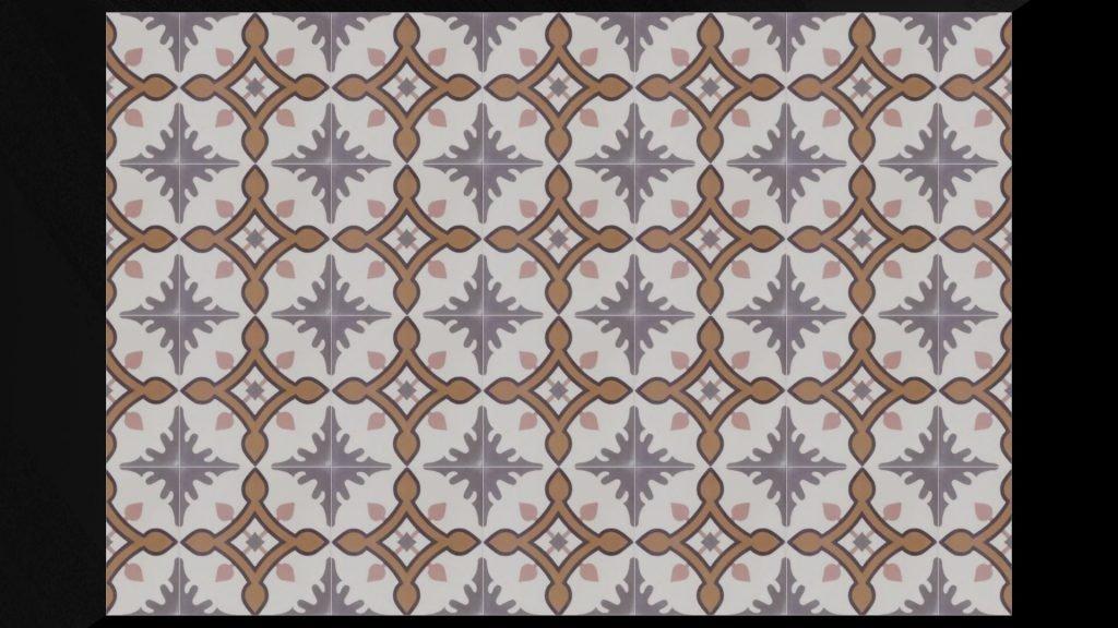 Marokkaanse vloer LYON 01