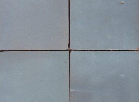 Marokkaanse zelliges bleu clair 10x10 cm