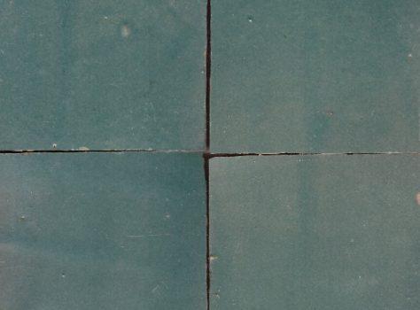 Marokkaanse zelliges Vert Clair 10x10