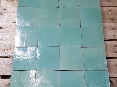 Zelliges Vert Clair 10x10 cm