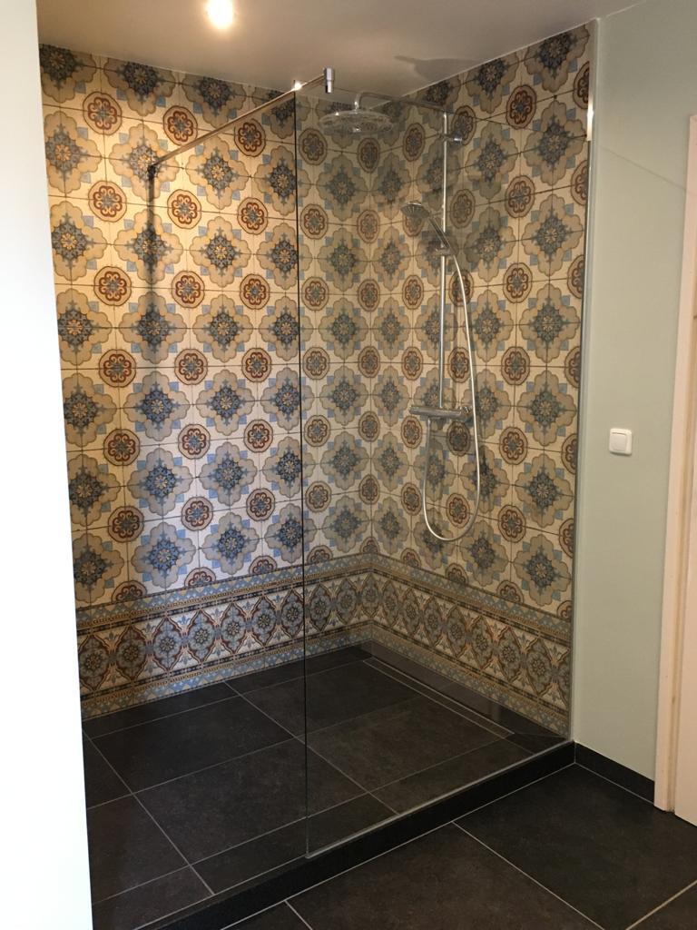 antieke tegels badkamer