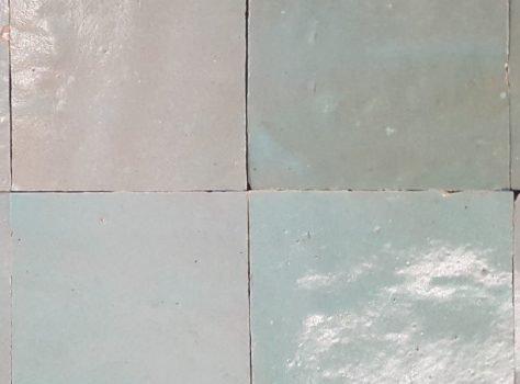 Zelliges Vert Melange 10x10 cm