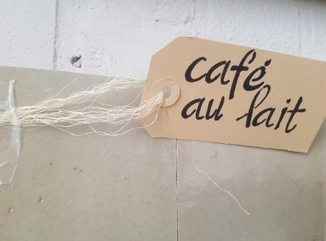 Marokkaanse zelliges 10x10 cafe au lait
