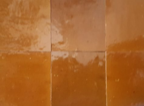 Zelliges bruin AMARETTO 10x10 cm
