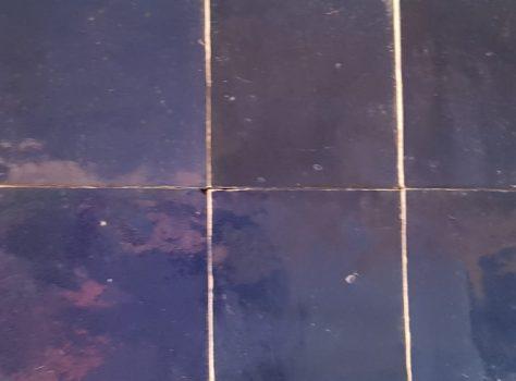 Zelliges tegels blauw 10x10 cm