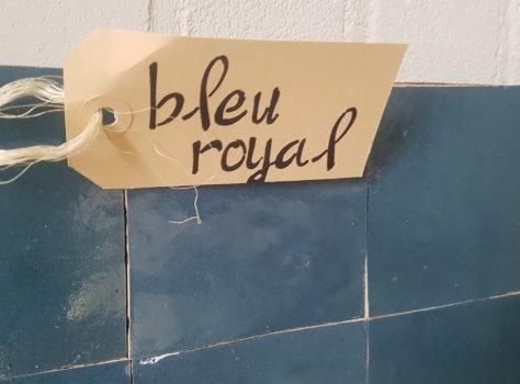 Zellige wandtegels Marokkaans Zelliges Bleu Royal