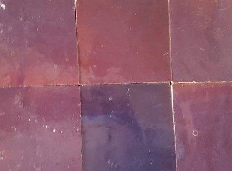 Wandtegels 10x10 cm uit Marokko, zelliges
