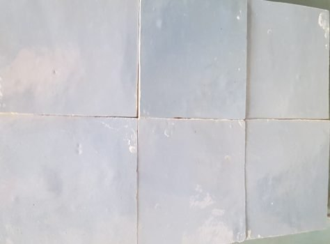 Marokkaanse zelliges LAVENDE 10x10 cm