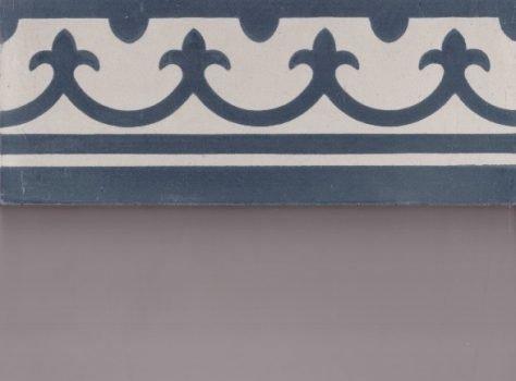 Portugese tegels donker blauw petrol B19-PT