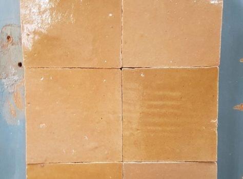 Zellige Sahara 10x10 cm
