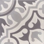 cementtegels met grijs en antraciet SC34