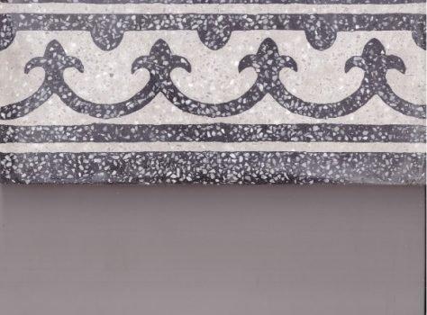 Granito vloertegels 10x20 cm
