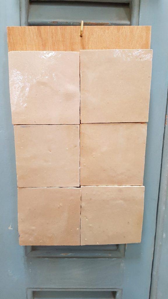 Zelliges online kopen SABLE 10x10 cm