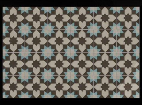 patroontegels SAFI 01 20x20