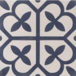 blauwe cementtegels en patroontegels AYDEN 20x20