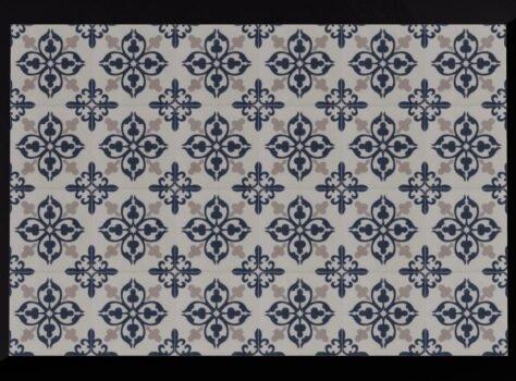 Portugese vloertegels VERSAILLES blauw 20x20
