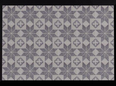 terrazzo tegels met motief cementtegel 20x20 cm