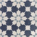 Patroontegels van cementtegels serie SPZ12 20x20 cm