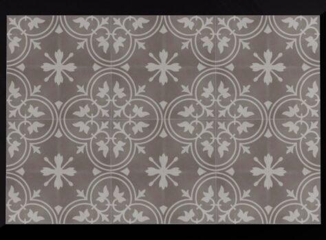 patroontegels 20x20 cm REIMS 01