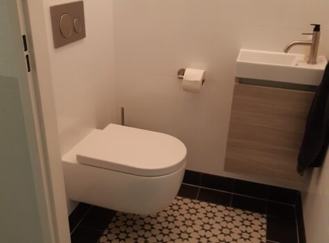 Portugese tegels in toilet serie ZAGORA Patroontegels 20x20