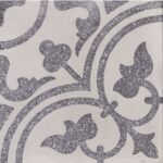 granito cementtegels design bloem